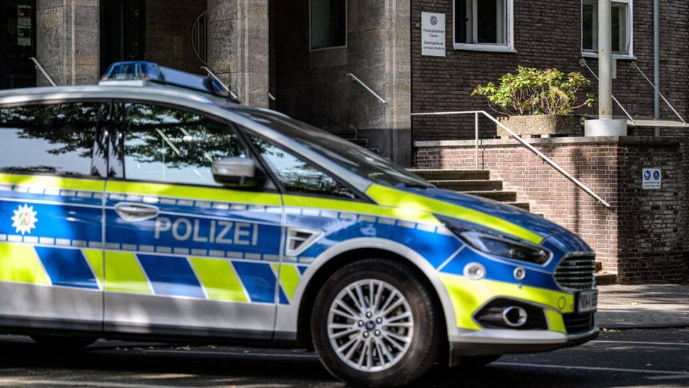 Child sexual abuse: Four held in German-led raid on huge network