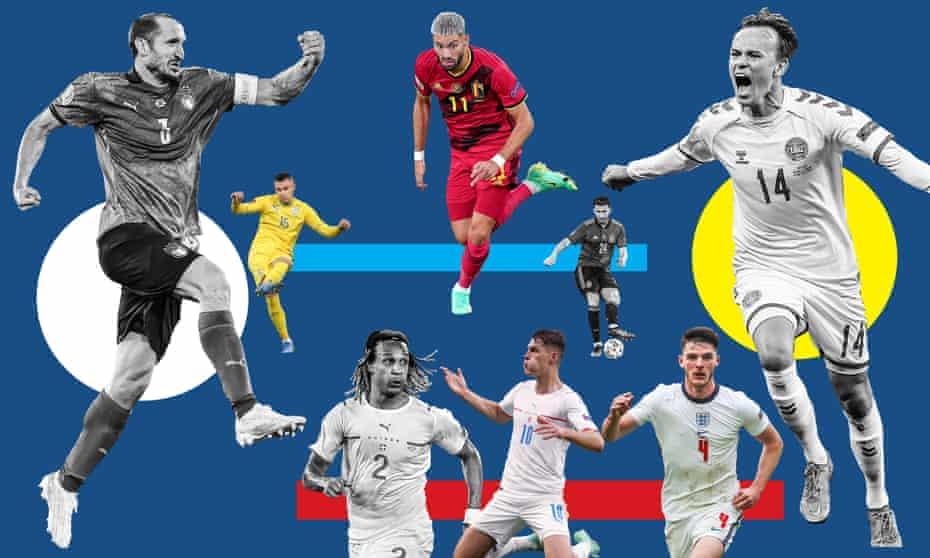 Meet Ukraines EURO 2020 quarter-finalists