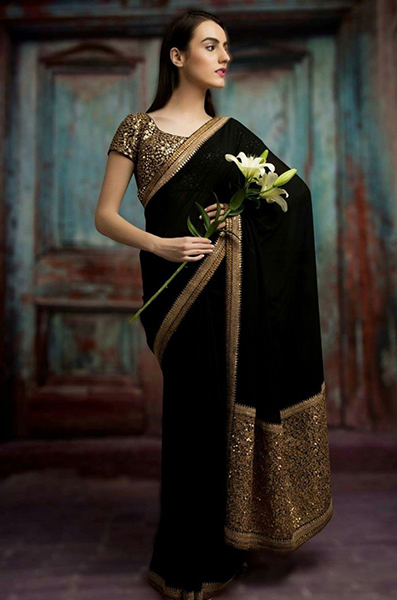 Top Indian Sarees for your Best Farewell Party Look