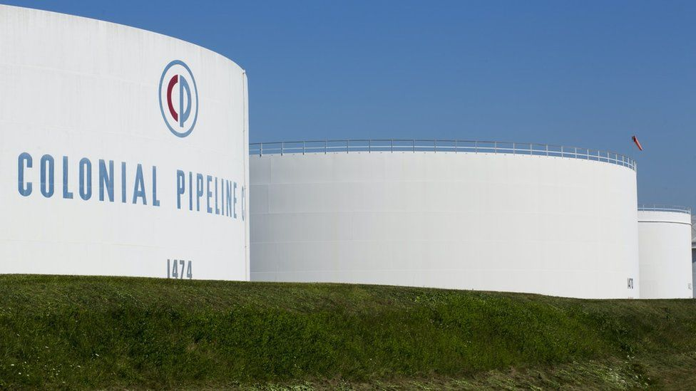 US passes emergency waiver over fuel pipeline cyber-attack