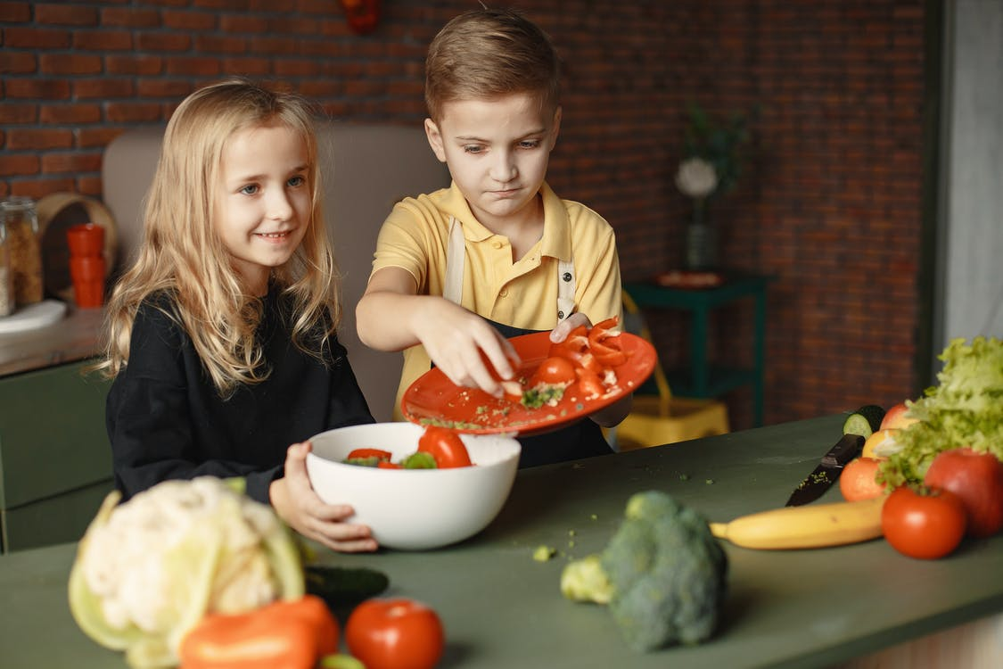 Introduce your child to healthy ingredients – know the tricks