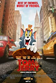 'Tom & Jerry (2021)' Review Movie