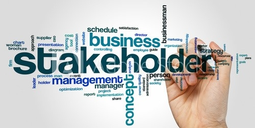 What happened to StakeHolder administration?