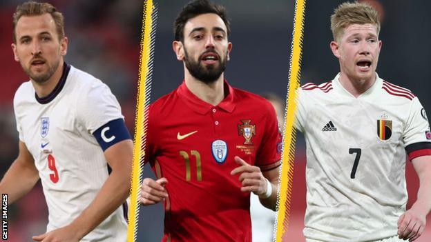 Scoring at multiple EUROs: Ronaldo leads way