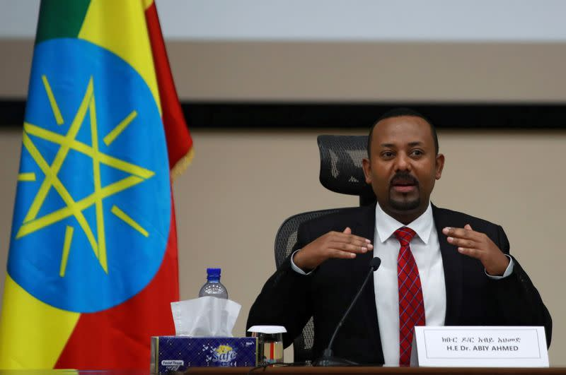 Ethiopia says Eritrea has agreed to withdraw forces from Tigray region